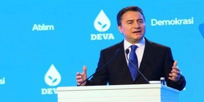 Babacan: Direksiyona başka bir partinin genel başkanı geçti