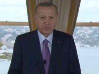Cumhurbaşkanı Erdoğan Müslümanlara net mesaj