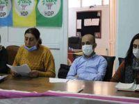 Şemdinli'de mülteci kadın ve çocuklar konulu panel