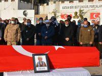 Şemdinli'de hayatını kaybeden Kore gazisine tören