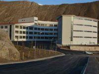 Hakkari üniversitesi kampüs alanı asfaltlandı