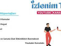 Hakkarili Youtuber'ın kanalı İzlenim TV yayında