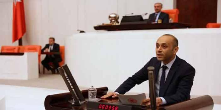 HDP'li Dede Hakkari'de çocuk psikyatristi yok rapor alınamıyor