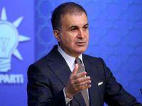 AK Parti Sözcüsü Çelik'ten New York'taki ilanlara tepki