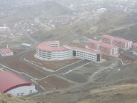 Yüksekova'da üniversite gelişimi...  Hacı Tansu yazdı...