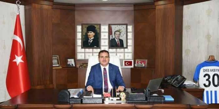 Hakkari Valisi İdris Akbıyık'ın 8 Mart mesajı