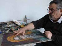 Tuvalsız fırçasız ressam: