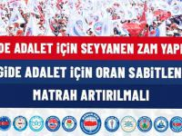 Hakkari Memur-Sen'den 'seyyanen zam' talebi
