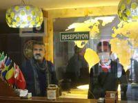 Van'da oteller kapandı, çalışanlar işsiz kaldı
