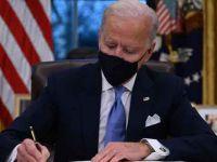 ABD Başkanı Biden'dan ilk görev gününde 17 kararname