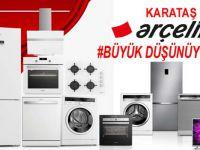 Karataş Arçelik, indirim kampanyası başlattı