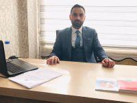Şemdinli'de CHP İlçe Başkanlığına Ethem Karakoç atandı