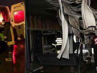 İşyerinde ocakta unutulan düdüklü tencere patladı: 1 ölü, 1 yaralı