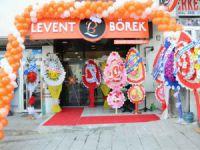 Levent Börek Hakkari Şubesi açıldı