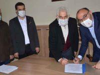 Hakkari Katı Atık Birliğ'inde TİS imzalandı