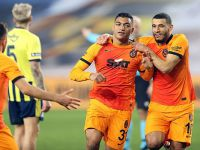 Derbi zaferi Galatasaray'ın oldu