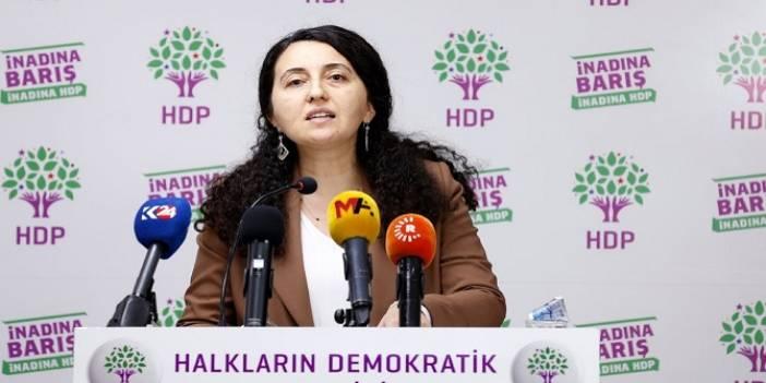 HDP'li Günay: AKP ve MHP'ye oy verenler dahil herkes adaletin kalmadığına inanıyor