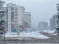 Doğu'da en soğuk il Ağrı: Eksi 19 derece