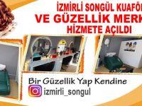 Hakkari'de Güzelliğin yeni adresi! İzmirli Songül kuaför ve Güzellik merkezi hizmete açıldı