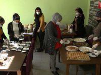 Hakkari'de 'Çiçeklerin Özü KadınKooperatifi' geçim kapılarıoldu