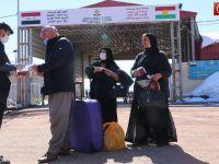 Hakkari'den Irak'a geçişler, yeniden başladı