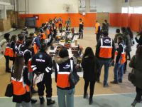 Hakkari'de AFAD gönüllülerine tanıtım eğitimi