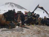 Askeri helikopter düştü: 11 şehit, 2 yaralı