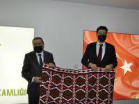 Kürdistan Bölgesi heyetinden Çukurca'ya ziyaret