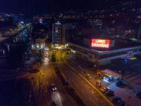 Saraybosna'da 'Love Erdoğan' ilanı