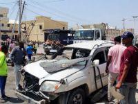 Mogadişu'da bombalı saldırı: 20 ölü, 30 yaralı