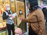 İstanbul Kuyumcusu 'Kadınlar Gününü unutmadı