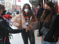 Büyük Türk Dünyası Derneği kadınlar gününü unutmadı