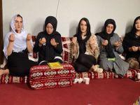 Hakkari'de MHP'li Kadınlar 8 Mart İçin Mevlit Okuttu