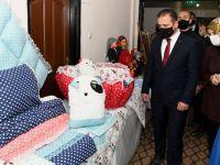 Hakkari'de Aile Destek Merkezi Sergisi açıldı