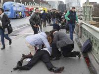 Londra'da parlamentoya saldırı: 4 kişi hayatını kaybetti, 20 kişi yarandı