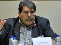 Salih Muslim'den, Afrin açıklaması