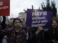 Referandum protestoları devam ediyor