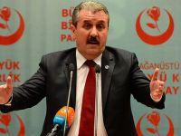 Destici: HDP barajı aşamazsa 400'ün üzerinde vekil çıkartırız