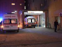 Hakkari'de feci kaza: Minik Amina yoğun bakımda