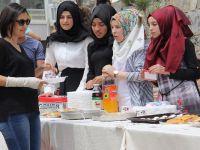 Şemdinli'de Engelliler Yararına Kermes