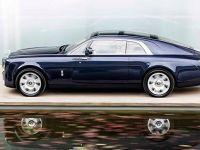 Rolls-Royce dünyanın en pahalı arabasını sundu