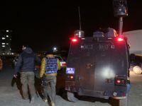 Askeri araca roketli saldırı