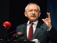 Kılıçdaroğlu ve 3 milletvekili hakkında fezleke