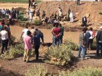 2'si kardeş 3 çocuk su birikintisinde boğuldu