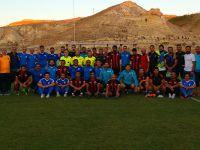 Yüksekova Belediyespor'dan ilk hazırlık maçı