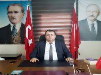 CHP Hakkari İl Başkanı Karahanlı'nın 19 Mayıs mesajı
