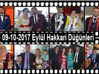 09-10-2017 Eylül Hakkari Düğünleri