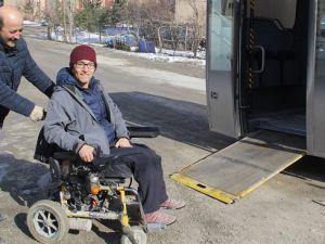 Hakkari Halk otobüs şoförlerinden örnek davranış