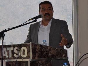 Akçay: Hakkari ve Şırnak illerinin ilçe statüsüne düşürülmesi yanlış